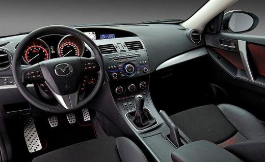 Mazda MPS 3 салон