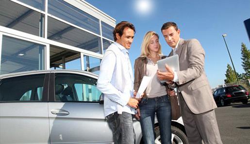 Покупка подержанного автомобиля в автосалоне