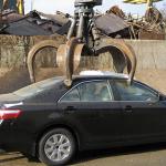 Как сдать машину в утилизацию