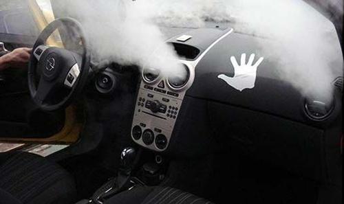 Как почистить кондиционер в автомобиле самостоятельно
