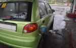 Расход топлива Daewoo Matiz на 100 км
