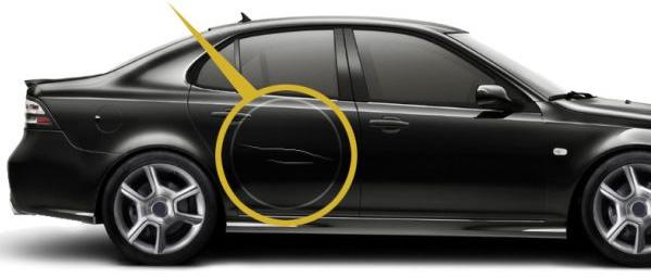 Удаление царапин на кезове машины своими руками